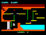 Wanted Monty Mole ZX Spectrum 16
