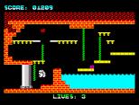 Wanted Monty Mole ZX Spectrum 16