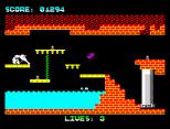 Wanted Monty Mole ZX Spectrum 17