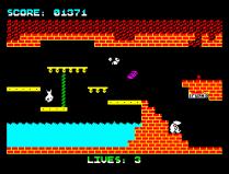 Wanted Monty Mole ZX Spectrum 18