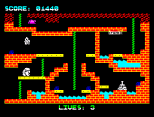 Wanted Monty Mole ZX Spectrum 19