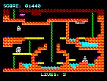 Wanted Monty Mole ZX Spectrum 19