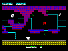 Wanted Monty Mole ZX Spectrum 22