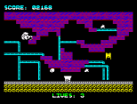Wanted Monty Mole ZX Spectrum 24