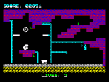 Wanted Monty Mole ZX Spectrum 26