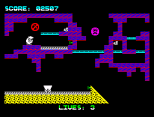 Wanted Monty Mole ZX Spectrum 27