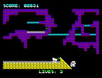 Wanted Monty Mole ZX Spectrum 28