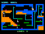 Wanted Monty Mole ZX Spectrum 29