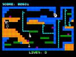 Wanted Monty Mole ZX Spectrum 29
