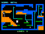 Wanted Monty Mole ZX Spectrum 30