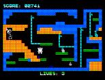 Wanted Monty Mole ZX Spectrum 30