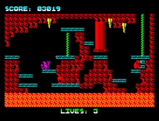 Wanted Monty Mole ZX Spectrum 32