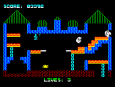 Wanted Monty Mole ZX Spectrum 37
