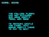 Wanted Monty Mole ZX Spectrum 38