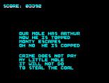 Wanted Monty Mole ZX Spectrum 39
