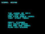 Wanted Monty Mole ZX Spectrum 40