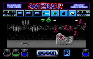 Wizball Atari ST 20