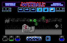 Wizball Atari ST 21