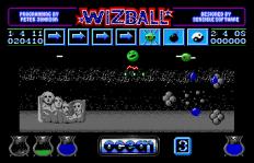 Wizball Atari ST 22