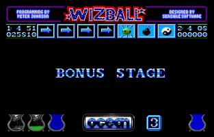 Wizball Atari ST 23