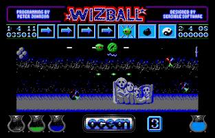 Wizball Atari ST 31