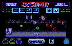 Wizball Atari ST 32