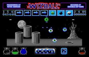 Wizball Atari ST 34