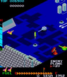 Zaxxon Arcade 04