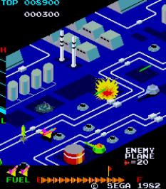 Zaxxon Arcade 05