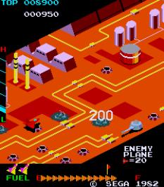 Zaxxon Arcade 06