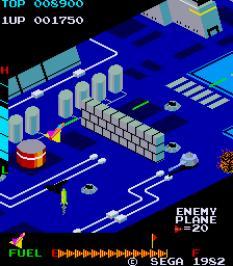 Zaxxon Arcade 07