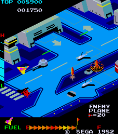 Zaxxon Arcade 08