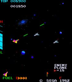 Zaxxon Arcade 15