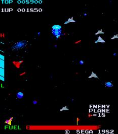Zaxxon Arcade 16