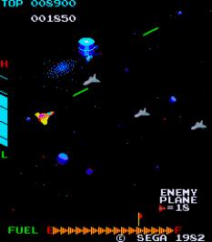 Zaxxon Arcade 18
