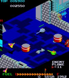 Zaxxon Arcade 22