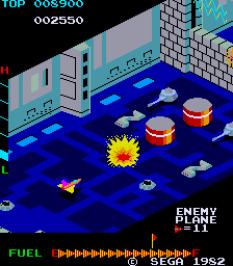 Zaxxon Arcade 23