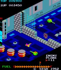 Zaxxon Arcade 26
