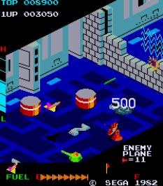 Zaxxon Arcade 27