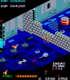 Zaxxon Arcade 32