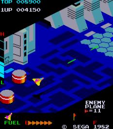 Zaxxon Arcade 33