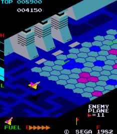 Zaxxon Arcade 34