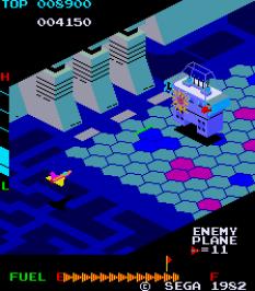 Zaxxon Arcade 35