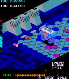 Zaxxon Arcade 36