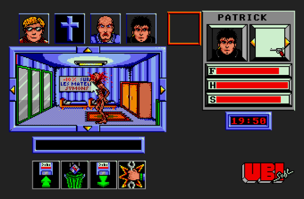 Zombi Atari St The King Of Grabs