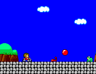 Alex Kidd in Miracle World SMS 09