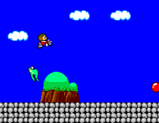 Alex Kidd in Miracle World SMS 10