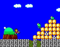 Alex Kidd in Miracle World SMS 11