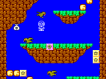 Alex Kidd in Miracle World SMS 18