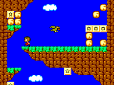 Alex Kidd in Miracle World SMS 21